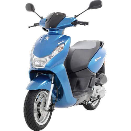 Peugeot Kisbee 50 2T / 4T<br /> celest blue