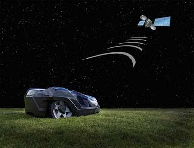 GPS Husqvarna Automower Rasenmäher Roboter