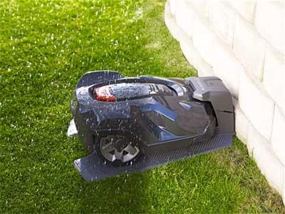 Husqvarna Automower Rasenmäher Roboter Wetter Timer