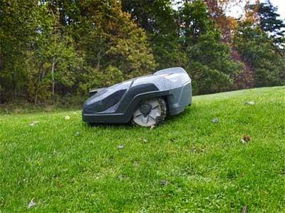 Husqvarna Automower Rasenmäher Roboter
