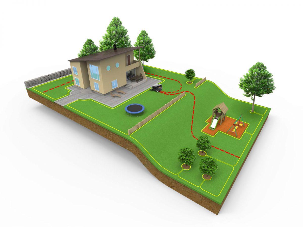 husqvarna automower m hroboter rundum service in unterschlei heim bei m nchen. Black Bedroom Furniture Sets. Home Design Ideas