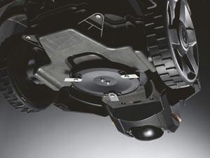 automatischer rasenmäher husqvarna automower 105