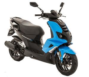 Peugeot Speedfight 4<br /> 50 AC / LC <br />blue france