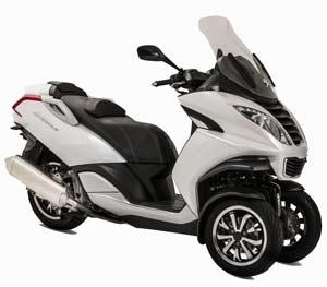Motorroller Peugeot </br>Metropolis 400i ABS + TCS </b></h2>