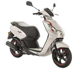 peugeot scooter kisbee 50