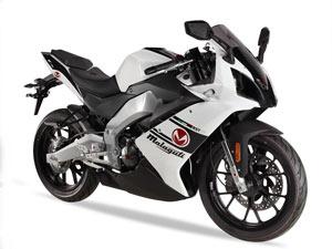 Mondial Motorbike Motorroller Leichtkraftrad 125er